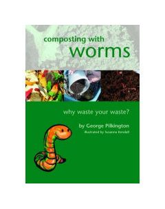 Composting with Worms - 123 page Paperback Book