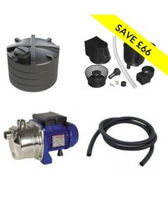 7000L Rainwater Recycling Gardening Package