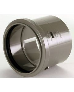 110mm Female to Female Adaptor for Large Downpipe Reducer