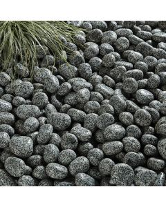 Kelkay Cornish Silver Cobbles Premium Decorative Aggregate, Bulk Bag