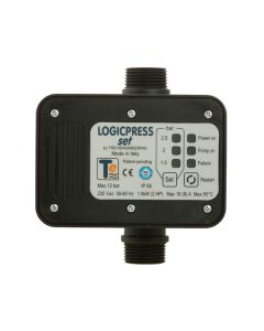 Pressure Switch Flow Controller
