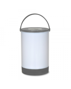 Rechargeable LED Lantern - Charcoal
