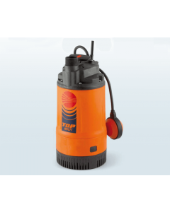 Submersible Pump with Multiple Impellers