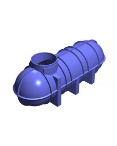 3,400L Underground Water Tank (Bare Tank Only)